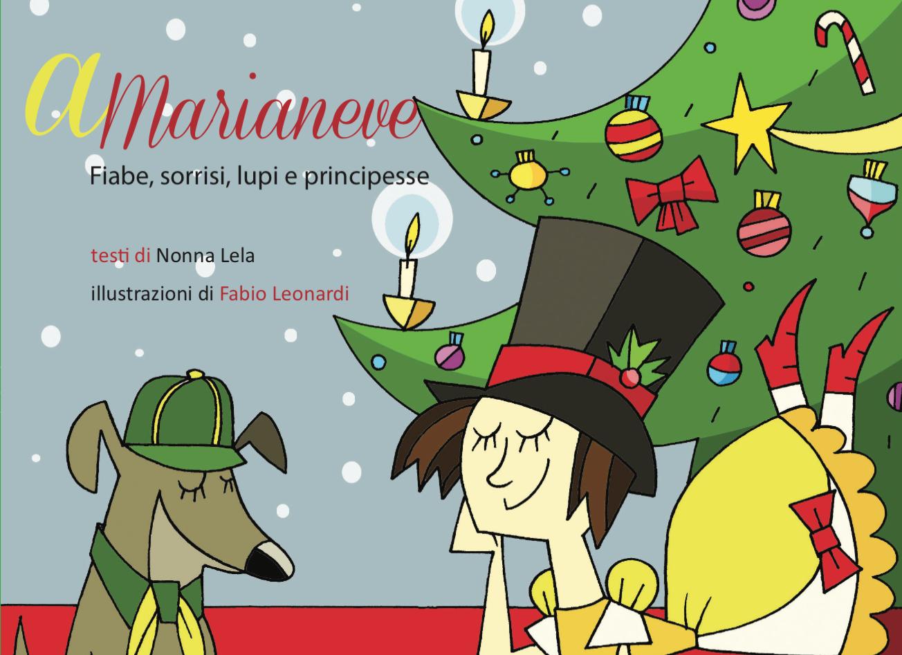 """""""A Marianeve"""" libro"""