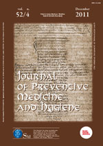 Journal of Preventive Medicine and Hygiene