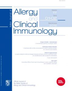 Review of Allergy and Clinical Immunology
