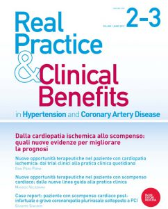 Real Practice and Clinical Benefits in Hypertension and Coronary Artery Disease