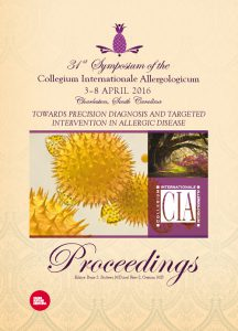 31st Symposium of the Collegium Internationale Allergologicum - Proceedings - Towards Precision Diagnosis and Targeted Intervention in Allergic Disease