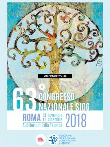 Atti del 63° Congresso Nazionale SIGG 2018