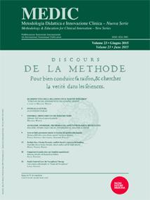 MEDIC – Metodologia Didattica e Innovazione Clinica Nuova Serie