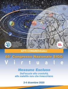 Atti del 65° Congresso Nazionale SIGG 2020